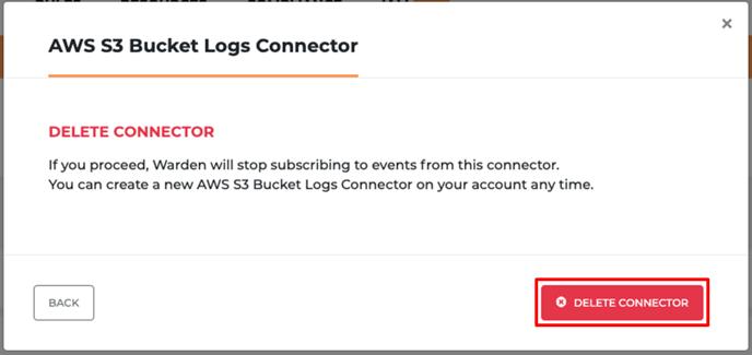 Delete Connector